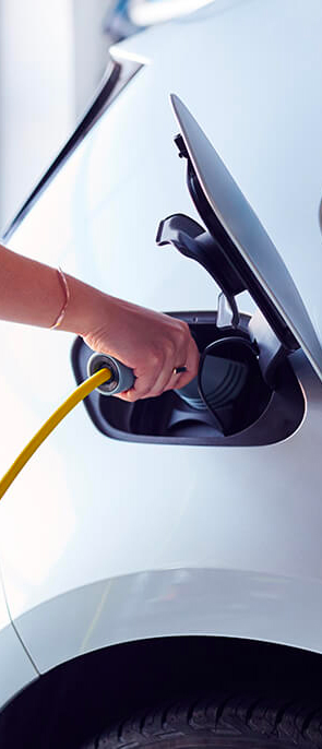 EV Charging solutions by BePowered at work and at home